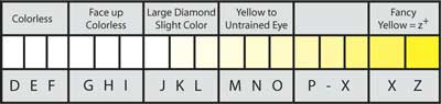 Color Scale
